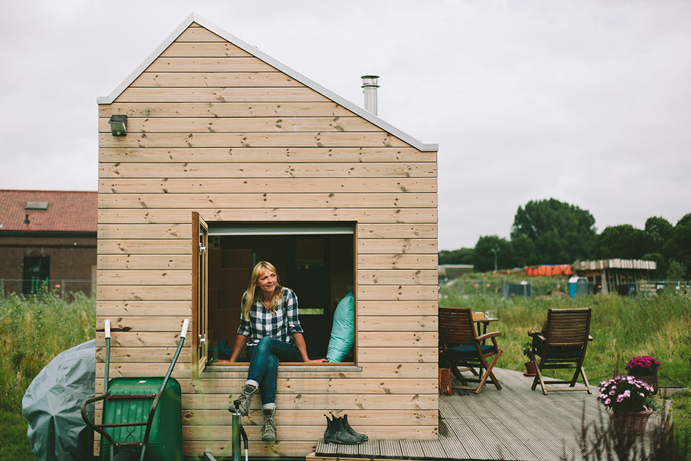 16 november ALV en Tiny House