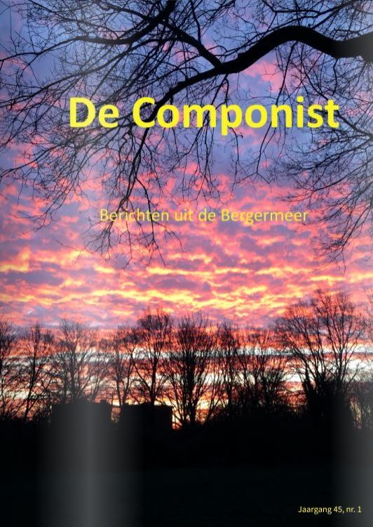 Digitale Componist – 1e editie 2020